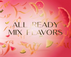 All Ready Vape Mix Flavors