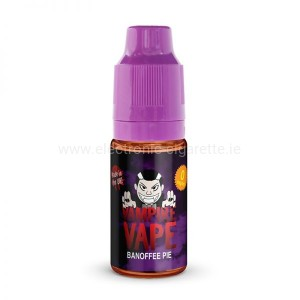Banoffee Pie - 10ml Vampire Vape juice