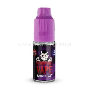 Blackcurrant - 10ml Vampire Vape Juice