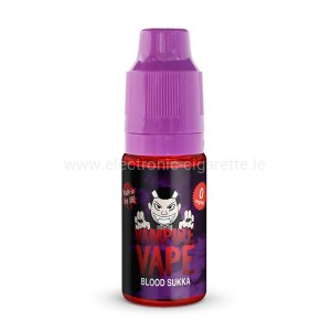 Blood Sukka  - 10ml Vampire Vape Juice