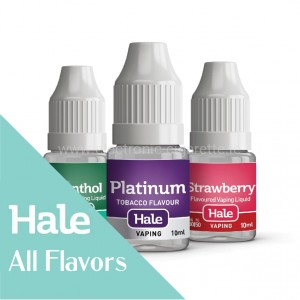 Hale Vape Liquid All Flafors