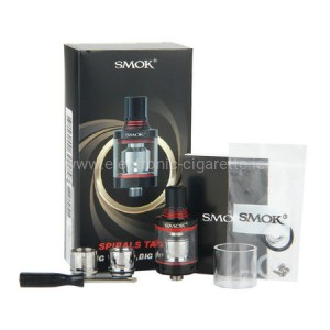 SmokTech Spirals Clearomizer