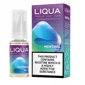 Liquid LIQUA New Elements Menthol 10ml